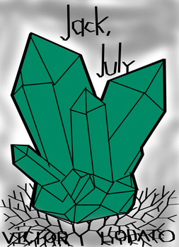 Book Cover Jack July by ponderings-pictures