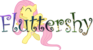 Pony behind the name: Fluttershy by Names-Tailz