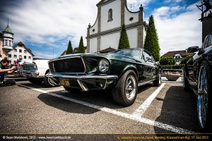 bullitt on tour by AmericanMuscle