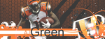 AJ Green Banner by KevinsGraphics