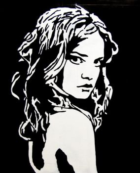 Natalia Vodianova by color-me-red