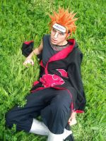 Pain Yahiko - Cosplay by C0staUchiha