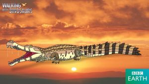 Walking with Dinosaurs: Sarcosuchus by TrefRex