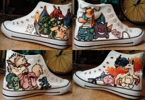 Pokeshoes by Gohush