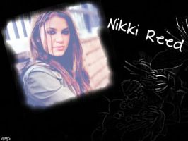 Nikki reed by piccolasarina