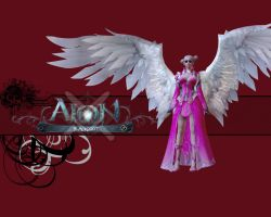 Aion robe de ceremonie by AlucardxXx