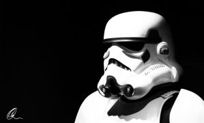 Stormtrooper by cthomas888