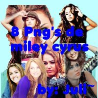 Png's Miley Cyrus by Juli2000