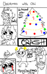 Merry Christm-ass by Oki-Pup