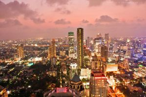 Bangkok Eve by faisalh