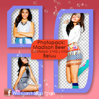 Photopack Png Madison Beer #1 by BeluuBieberEditions