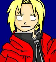 Edward Elric evil :D by Teishie-Chan