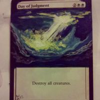 Day of Judgment Alter by WillMorenoArt