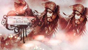 captain jack sparrow by cwiny