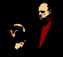 The Godfather -Baciamo Le Mani by donvito62