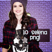 Selena Gomez.png by OnTopToTheWorld