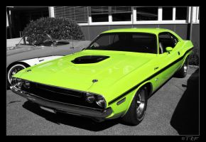 Green Challenger by T-R-F