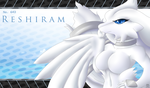 .Reshiram Anthro. by Latiar027