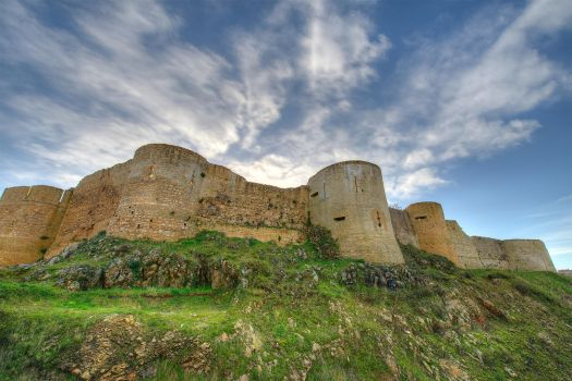 The Castle of Guillaume The Conqueror by Jean-Baptiste-Faure