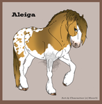 #233 STS Aleiga by Meerli