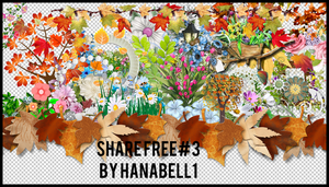 Share Free#3 by HanaBell1