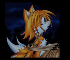 Tails of the past by tailschao