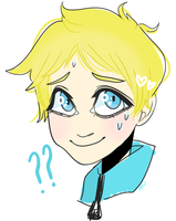 butters? ? ? ?? by bageI