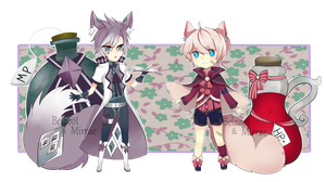 Collab adopt with Belzoot [CLOSED] by Mirrae