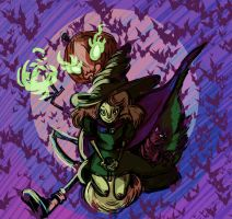The Witching Hour by Einde