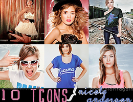 Nicole Anderson 100x100 (10) icons by ann-coloritagain