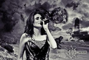 Within Temptation - Paradise (What about Us?) by Ariella-melina