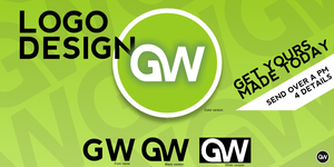 GW Logo Design by GamerWorld14