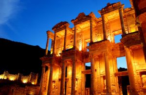Celcius Library in Ephesus by CanDaN