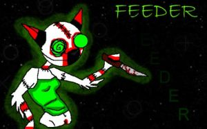 FEEDER by shower-zombie