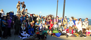Hetalia Day Chicago 2014-Group Photo by nursal1060