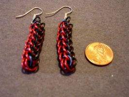 Full Persian 6-1 Earrings by gnomeofmaille