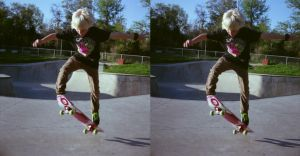 Kick Flip by Phostructor