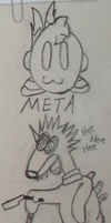 Test Doodles by MetaKnight2716