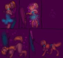 More Doggie Girl Action by engineskye