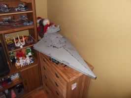 Lego Imperial Star Destroyer 10030 by ChuchithaTheChuChu