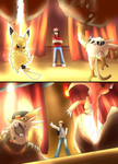 Pokemon Contest Collab - Tough Contest Talent by Mad-Revolution