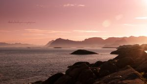 Lofoten Afternoon by Stridsberg