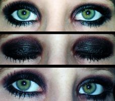 Taylor Momsen make up by Toxic-Sway