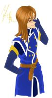 Tales of Favorite: Jade Curtiss (Abyss) by Kenny-Artist