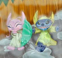 Rainy day by unknownlifeform