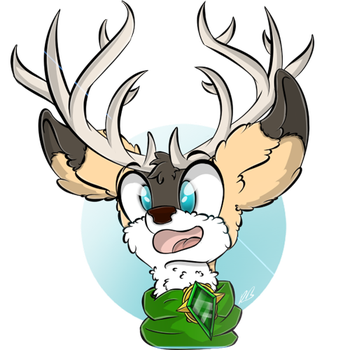 Adorable Durr by TyandagaArt
