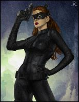 Selina Kyle/Catwoman (Full) by SpideyVille