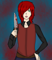 +||What Have I Told You About Bloody Knives||+ by RockinRobot