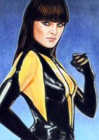 Watchmen - Silk Spectre by veripwolf