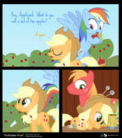 Comic Block: Forbidden Fruit by dm29